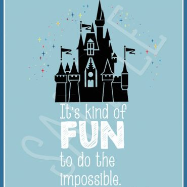 Do the Impossible Printable