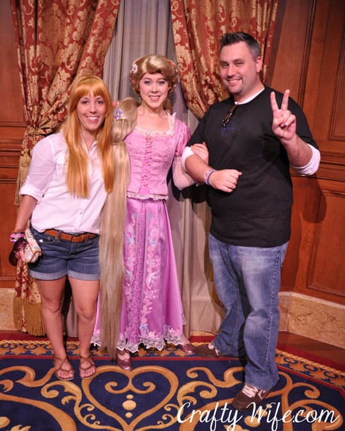WDW Magic Kingdoms Fairytale Princess Hall Review
