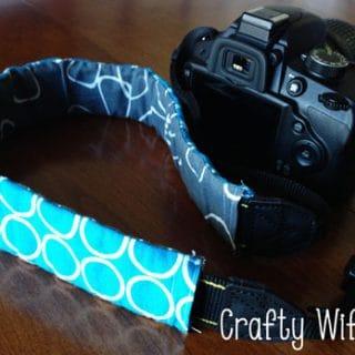 30 Minute Camera Strap Cover