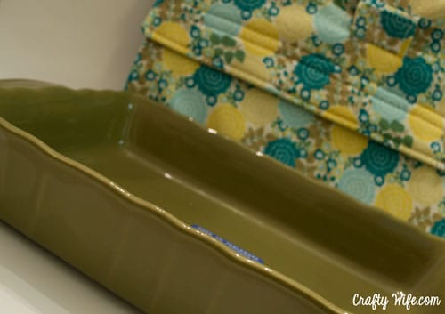Casserole Carrier by Crafty Wife
