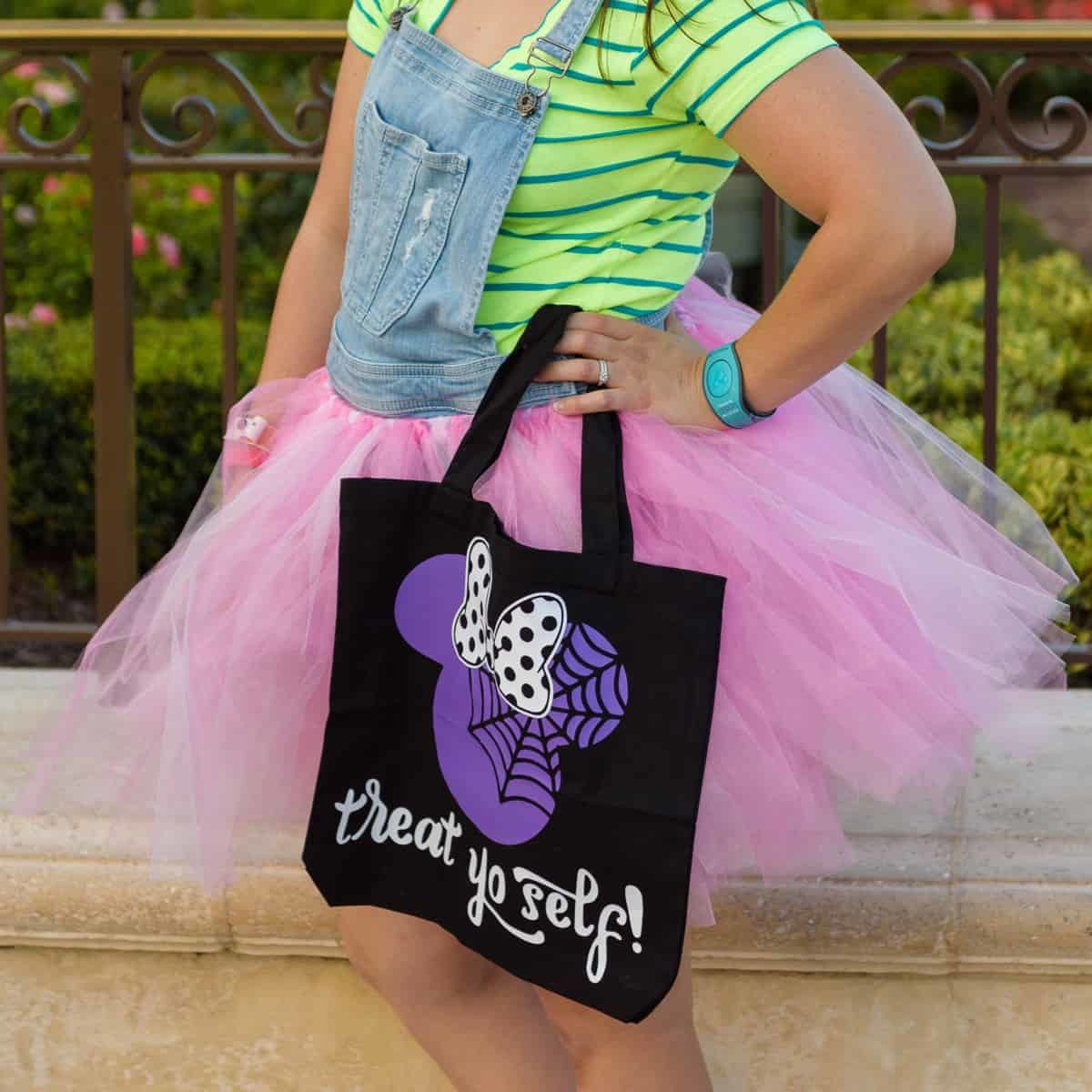 Bonnie from Toy Story 4 Tutu Costume at Disney World