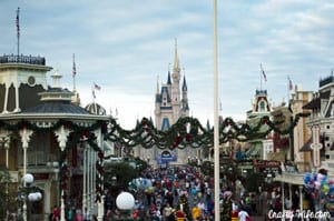 Main Street during the day
