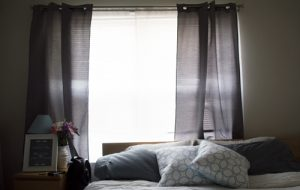 Master Bedroom Makeover: Window Treatments