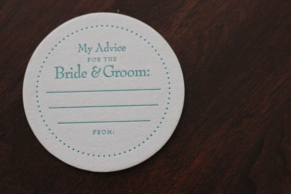Guest Post: Marriage Advice from Wedding Guests on Crafty