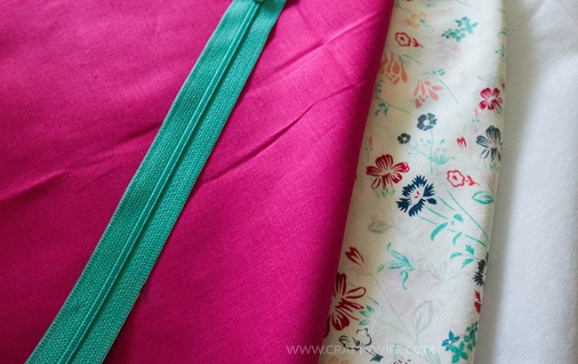 Fabric for Boxy Cosmetic Bag