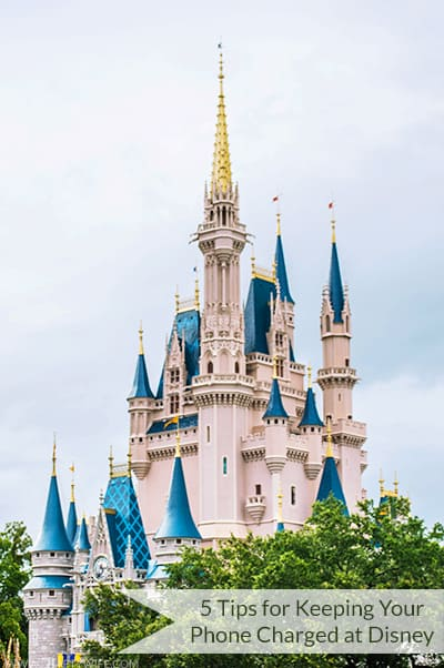5 Tips for Keeping Your Phone Charged at Disney