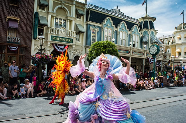 Festival of Fantasy Parade 3