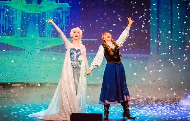 For the First Time in Forever: A Frozen Sing-along