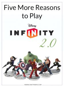 A Disney Infinity 2.0 Review on the new game features, characters, and more!