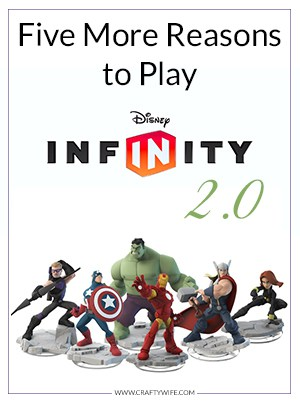 Disney Infinity 2.0 Game Review