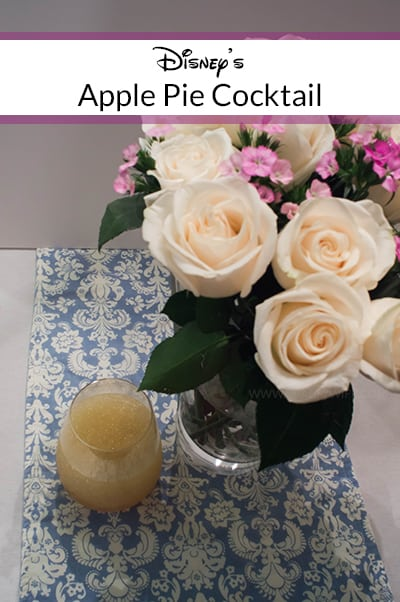 Apple Pie Cocktail