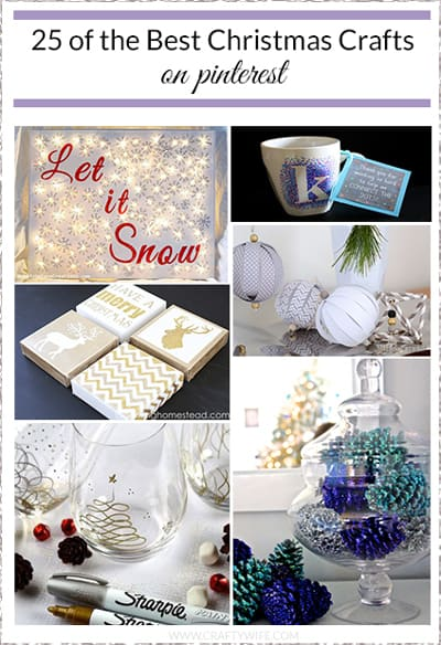 25 of the Best Christmas Crafts