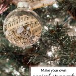 DIY Musical Ornaments
