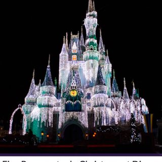 Five Reasons to do Christmas at Disney
