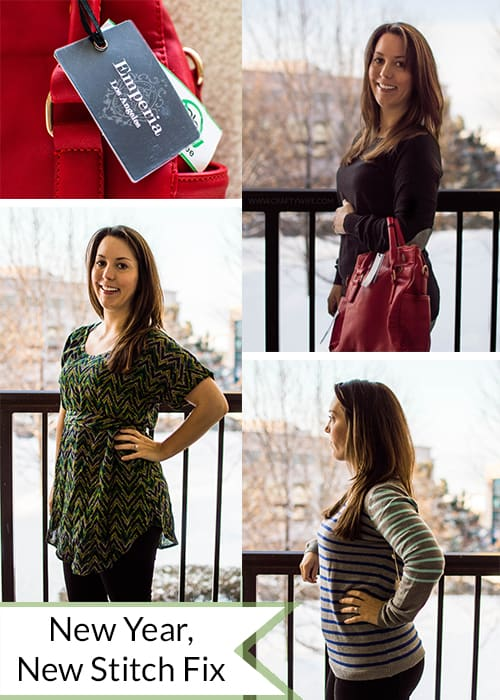 My latest Stitch Fix box is on the blog today! A cute Valentine's Day outfit, comfortable sweaters, and an adorable bag make this fix one of my favorites!
