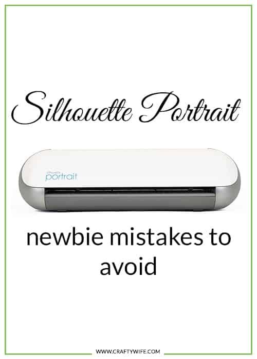 Silhouette Portrait Newbie Mistakes