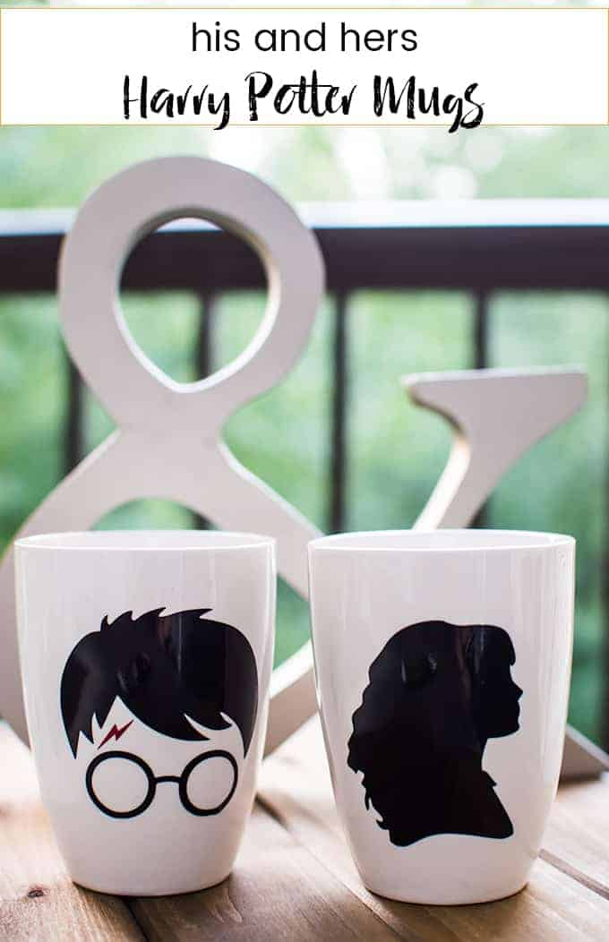 Whether you're a diehard Harry Potter fanatic or know of someone who is, these custom Harry Potter mugs would be the perfect gift to make the Potterhead in your life!