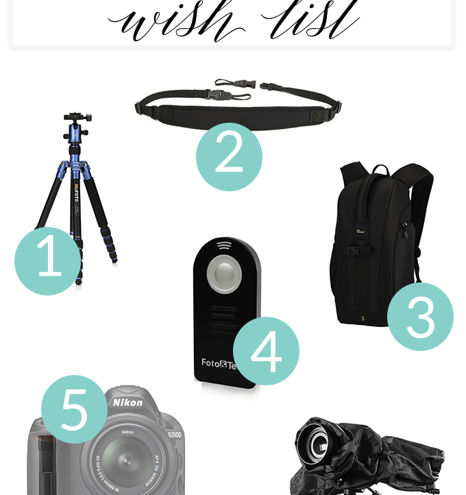 A Travel Photographers Wish List