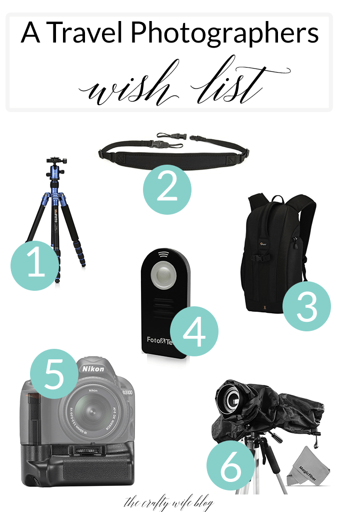 Make photography outings easier with six awesome accessories that should be on every travel photographers wish list!