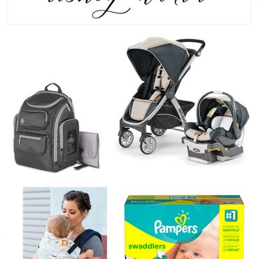 Traveling with an infant to Disney World