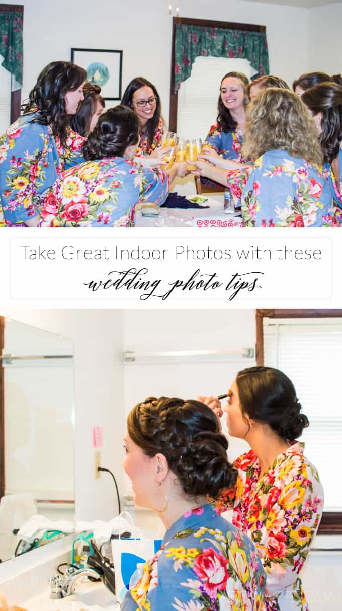 Keep these three wedding photo tips in mind when you're capturing those special morning-of moments for the bride-to-be. Perfecting these tips will help you enhance your photography, whether you're shooting for someone else or just for fun!
