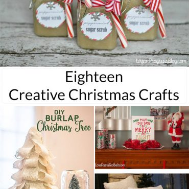 18 Creative Christmas Crafts