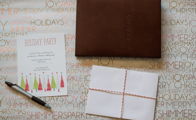Save time and do #MoreThisHoliday season by getting all your holiday shopping done with Staples Copy & Print. [ad] #CG