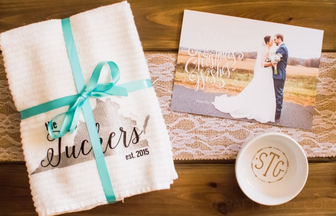 Home State Bridal Shower Gift