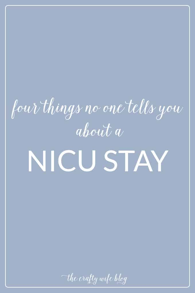 Having a baby stay in the NICU can be overwhelming and incredibly stressful. While the doctors try to prepare you the best they can, no one can fully prepare you for the wave of emotions and stress you will feel. Here are four things no one told us about our sons NICU stay.