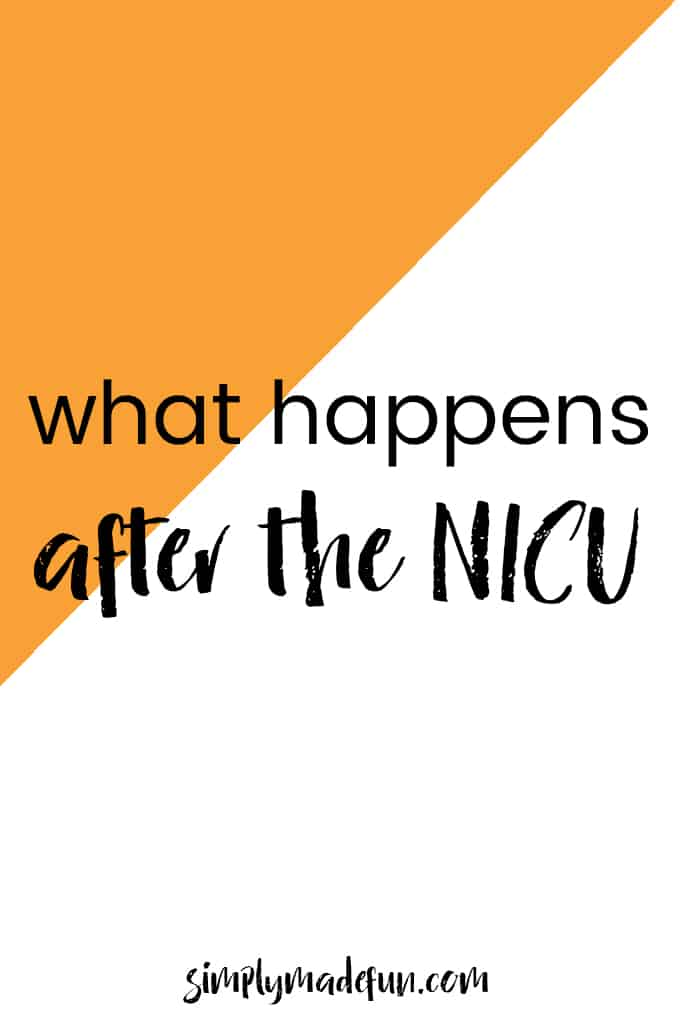 What is life like after the NICU? It's nothing like what I expected but so much better than I ever thought it would and could be.