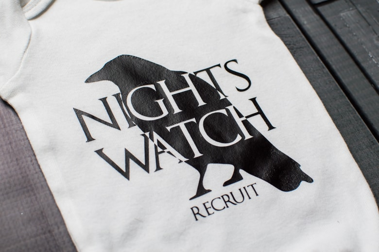Game Of Thrones Onesie Simply Made Fun