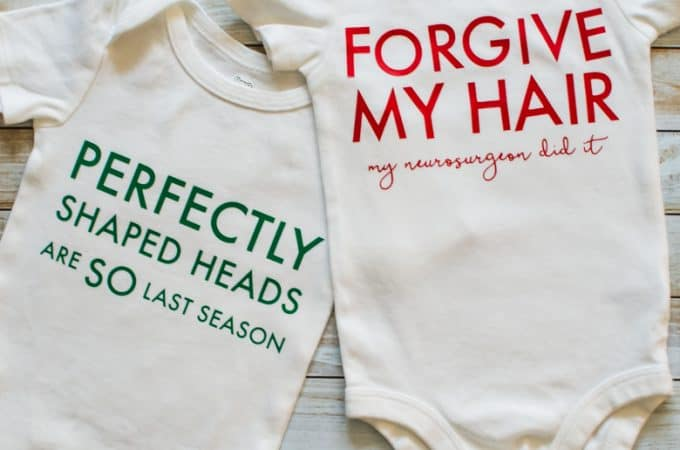 Humorous Brain Surgery Onesies