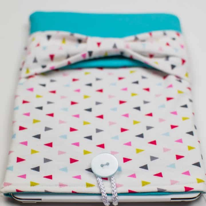 DIY Fabric Tablet Case