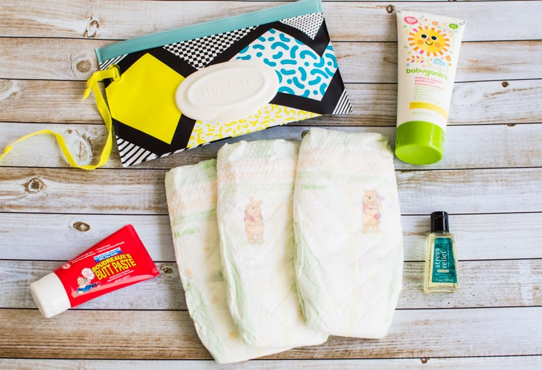 Pack the perfect Disney diaper bag with Huggies Little Snugglers diapers & other essentials to keep your load light and your little ones happy all day long.