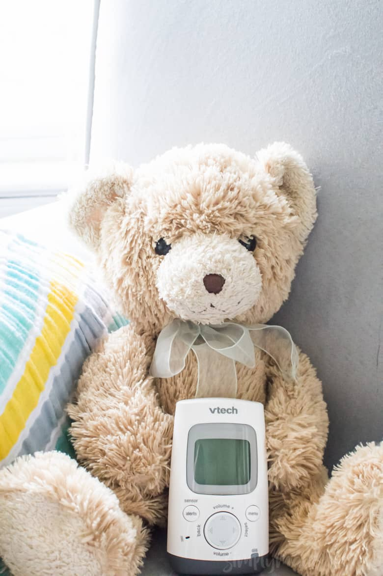Are you a NICU mom and are wondering what you need when your little one comes home? Gain peace of mind when your little one is home and stay connected around the house with the VTech Safe&Sound Wireless Monitoring System. #VTechBaby [ad]