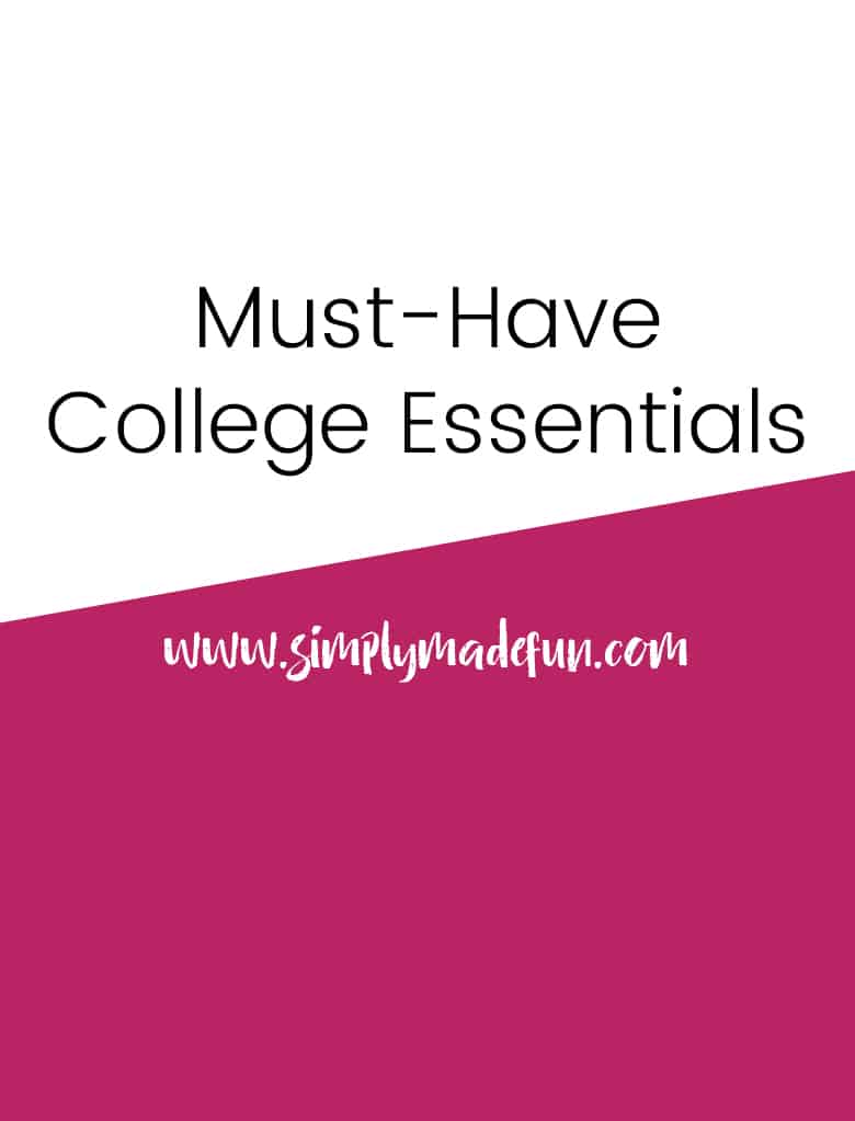 Stock up on these must-have college essentials for back-to-school using Amazon Prime Student and get all your essentials in one place! #primestudent #CG #ad