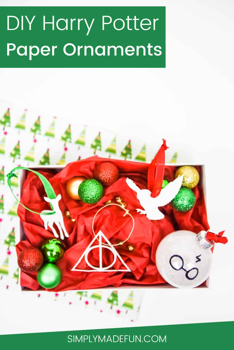 harry potter crafts christmas crafts christmas ideas harry potter diy christmas ornaments - Harry Potter Christmas Decorating Ideas