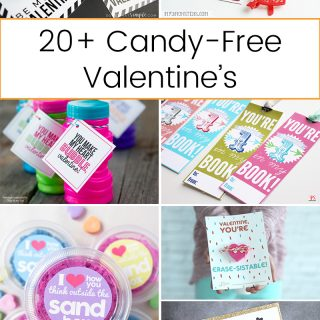 20+ Non-Candy Valentines Roundup