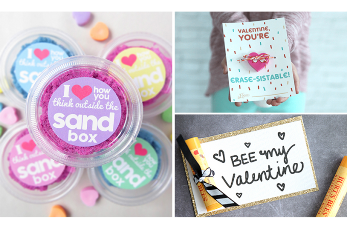 Non-Candy Valentines | Valentine's Day | Crafts | DIY| Valentine's Day Crafts | Kids Crafts | Holiday Crafts | Holiday DIY | Candy-Free