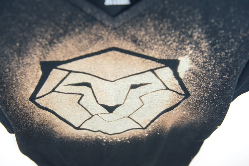 How To Make A Bleached Game Of Thrones Shirt Simply Made Fun