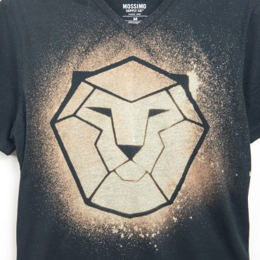 How to Make a Bleached Game of Thrones Shirt