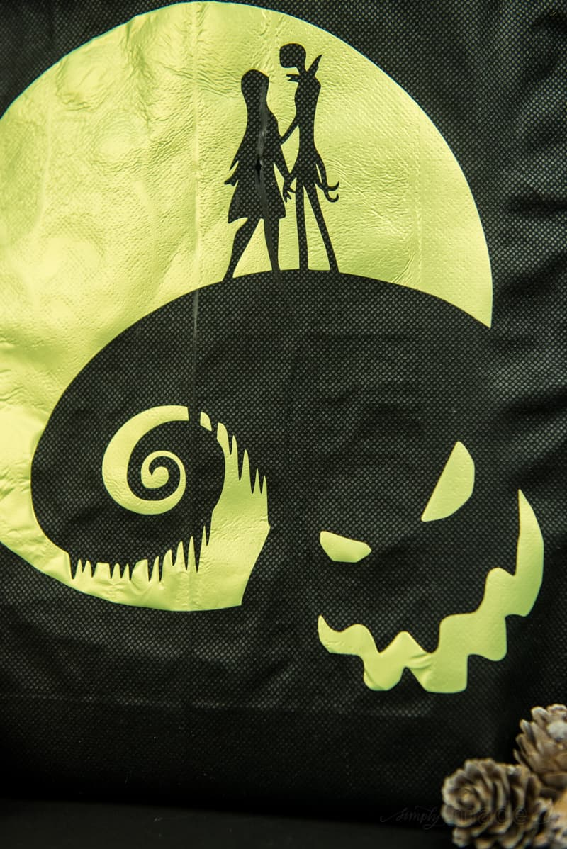 nightmare-before-christmas-halloween-tote - Simply Made Fun