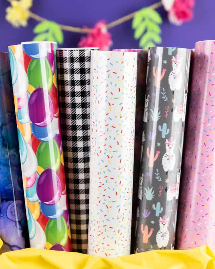 The Best Places to Buy Patterned Vinyl
