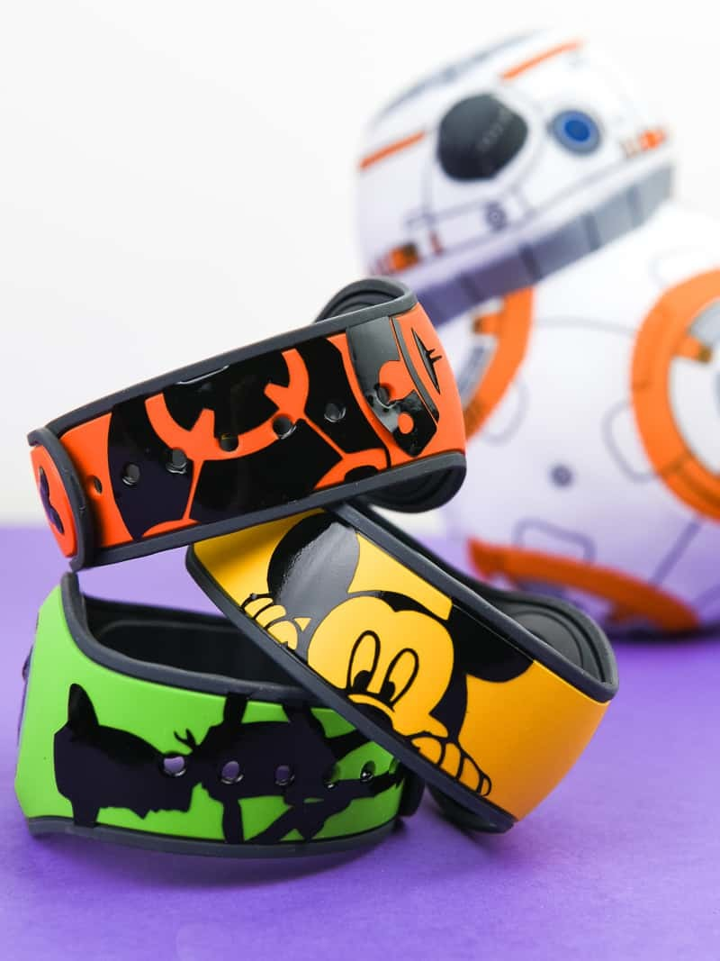 Customize Disney Magic Bands with Vinyl