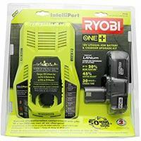Ryobi 18V Lithium Ion Battery Charger