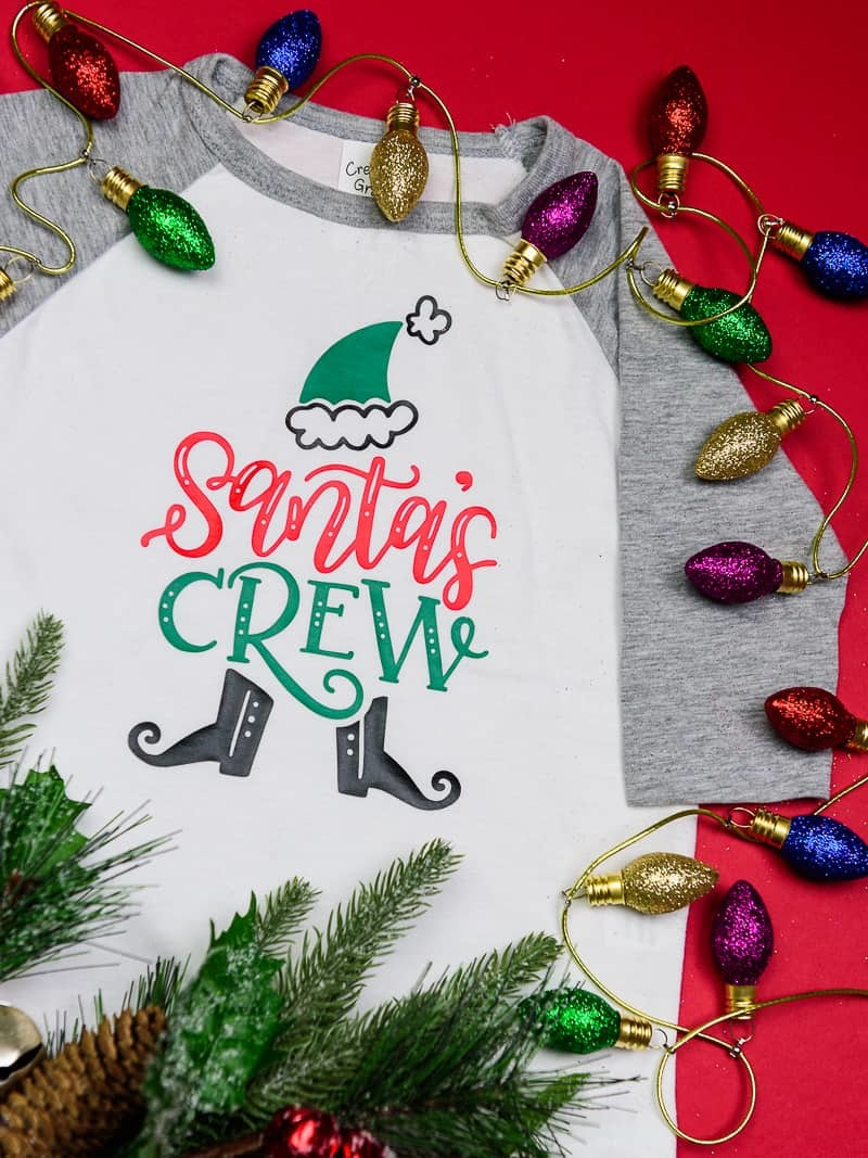 Matching Christmas Shirts For Family.Diy Matching Family Christmas Shirts