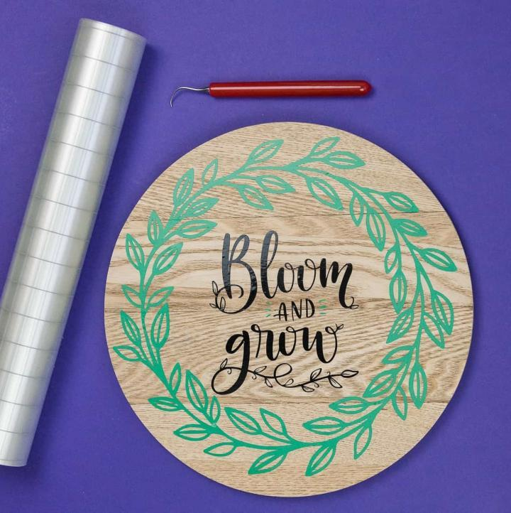 How to use transfer tape for your Silhouette and Cricut projects