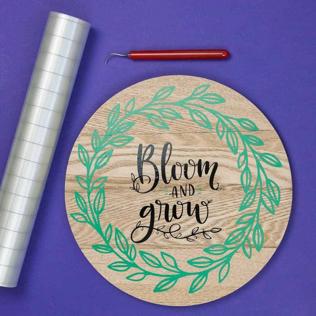 How To Use Transfer Tape With Your Silhouette or Cricut Projects