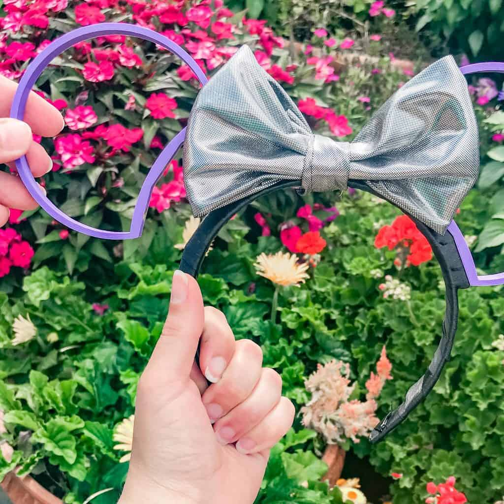 3D Printed Interchangeable Mickey Ears