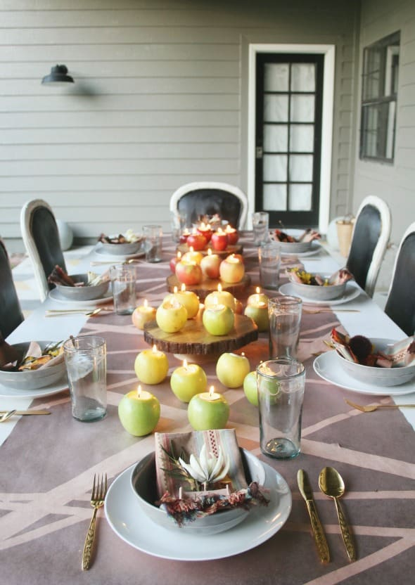 Fall Dinner Party!